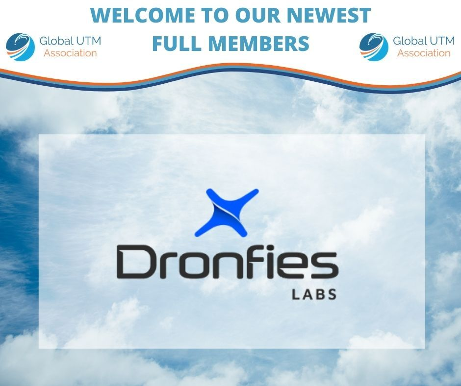 Dronfies nuevo miembro de Global UTM Association