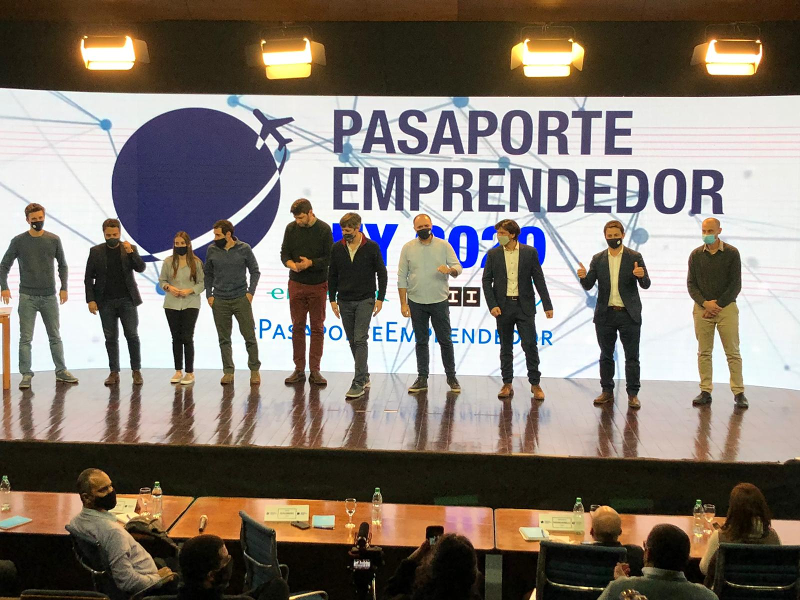 Marvik finalista de Pasaporte Emprendedor