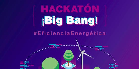 Hackatón ¡Big Bang!
