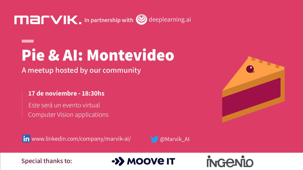 Pie & AI: Montevideo