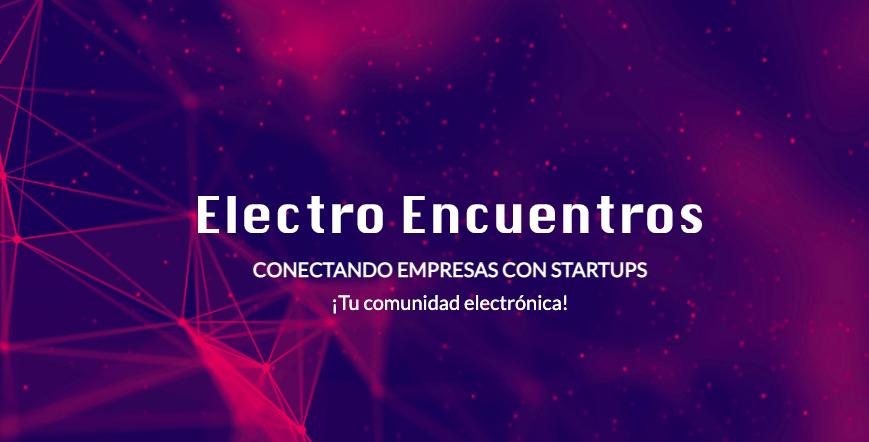 Lanzamiento de Electroencuentros.uy