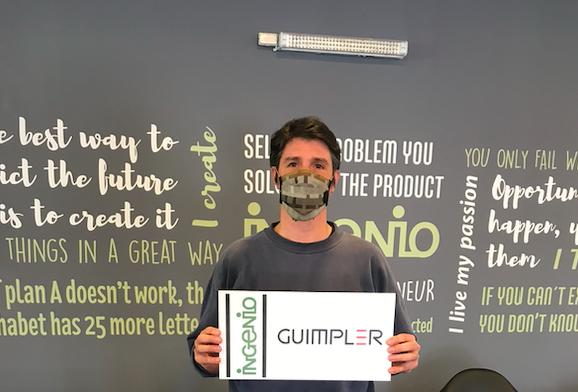 Nuevo Proyecto Incubado: Guimpler