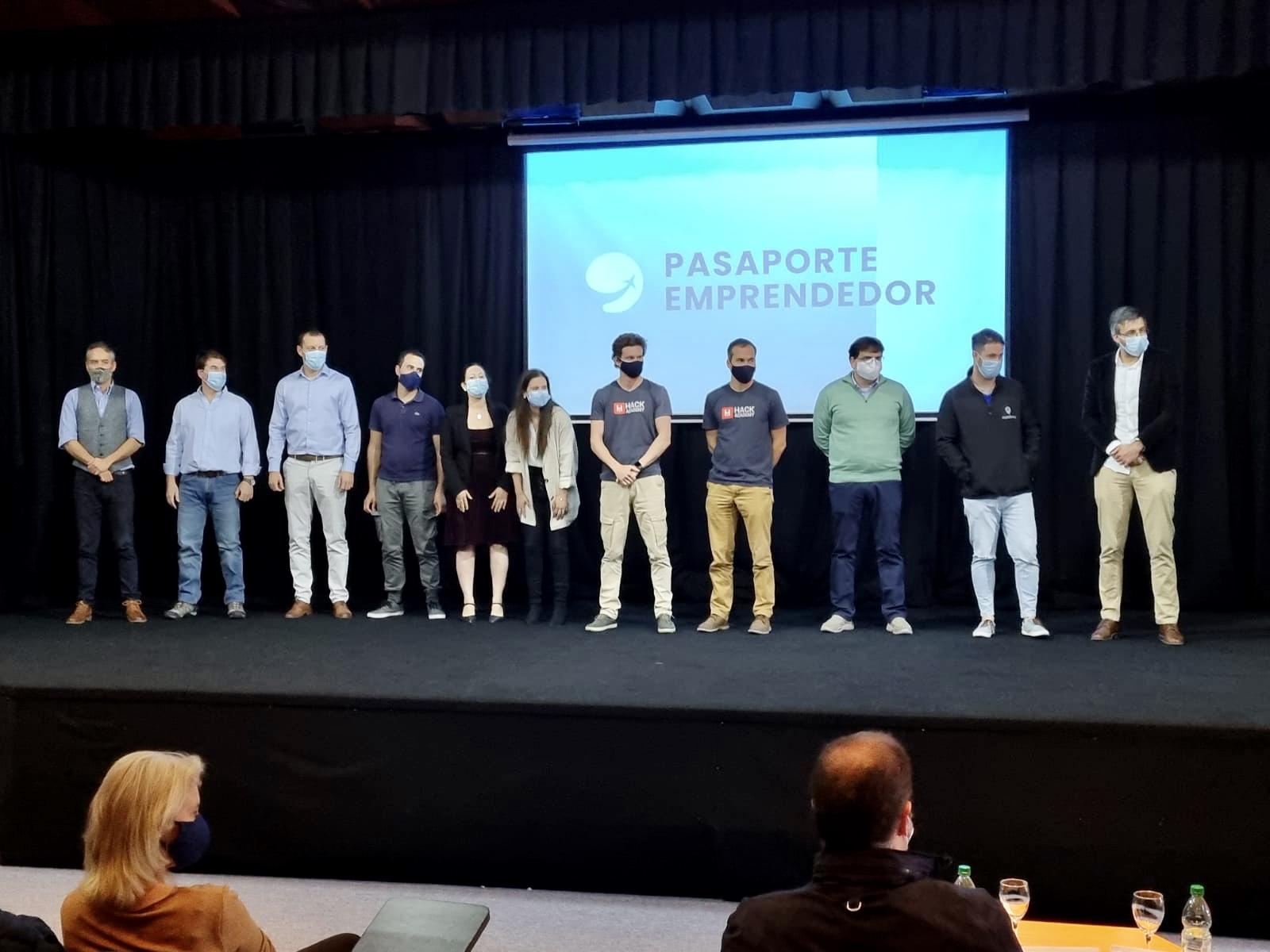Los 10 finalistas de Pasaporte Emprendedor